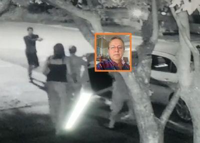 Presidente de Conseg é morto na porta de casa e suspeitos são presos - Veja vídeo