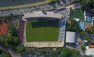 Por falta de pagamento do Corinthians, sede do Parque São Jorge fica sem luz