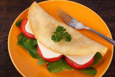Crepioca fit ajuda a controlar o apetite e a manter a boa forma