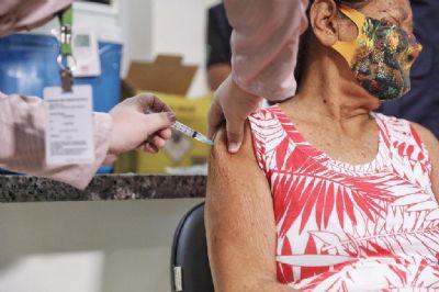Mato Grosso tem primeira indígena vacinada contra a covid-19