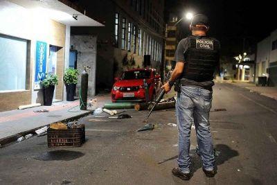 Polícia suspeita que quadrilha que trouxe terror a Criciúma seja de fora de SC