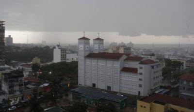 Previsão aponta mínima de até 15ºC em Cuiabá e dias nublados no fim de semana