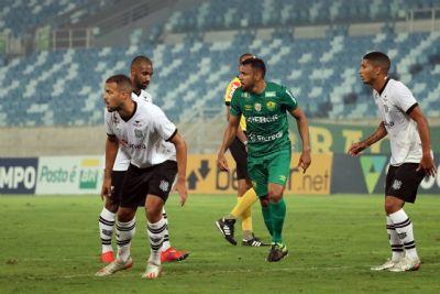 Cuiabá e Figueirense empatam em jogo sem gols