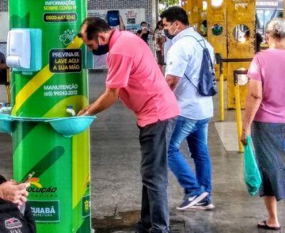 Letalidade da covid-19 em Cuiabá é maior do que em 14 capitais