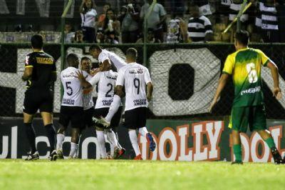 Cuiabá perde contra o Corinthians na segunda fase da Copinha