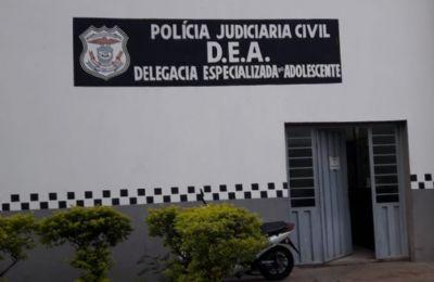 Polícia apreende adolescente por participação em assassinato e ocultação de cadáver