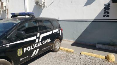 Polícia Civil prende suspeitos de aplicar golpes nas vendas de veículos em Água Boa