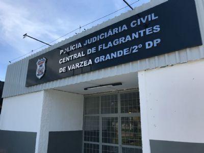 Polícia ouve jovem que ameaçava ataque em escolas de Várzea Grande
