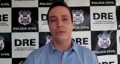 Polícia investiga a participação de outras pessoas em desvio de cargas de carne