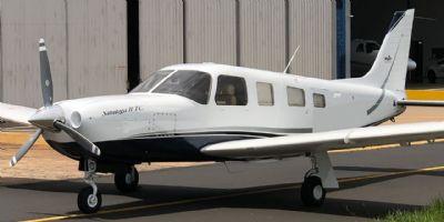 Criminosos tentam roubar avião da família Dorner