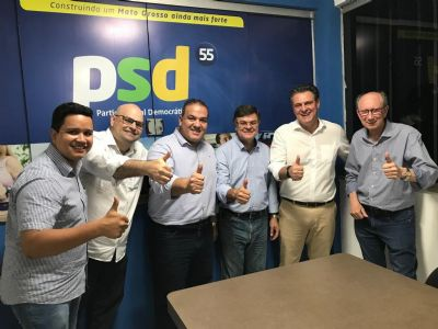 PSD elege novo comando do partido em Cuiabá