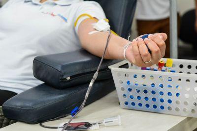 Para incentivar doação, deputado quer disponibilizar testes rápidos no Hemocentro