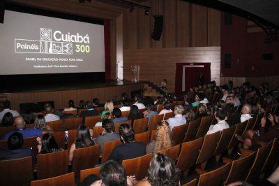 Documentário sobre o tricentenário deve ser levado para as escolas municipais