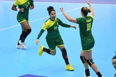 Mundial de handebol: Seleção feminina termina na 17ª posição