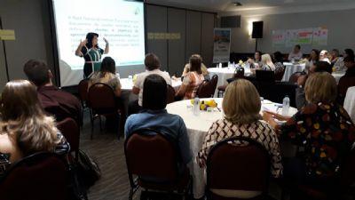 Educação participa de formação do Programa União Faz a Vida