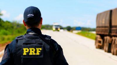 PRF registra queda de infrações no feriadão
