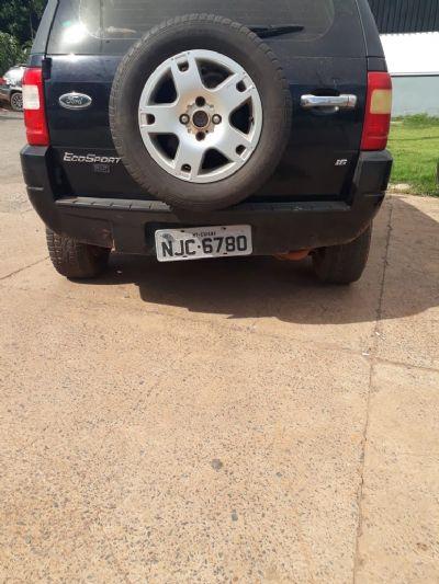 Carro roubado é localizado em Várzea Grande