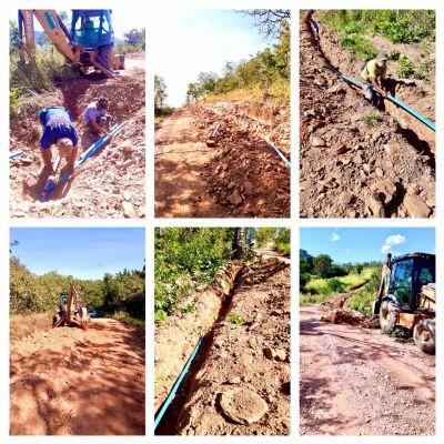 Agricultura familiar em comunidades rurais é fortalecida com abastecimento de água contínuo