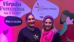Primeira-dama é escolhida embaixadora da 'Virada Feminina' em MT