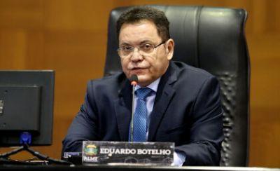 Botelho diz não ter candidato pro Senado e critica Fávaro