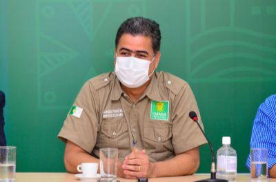 MPE pede que Justiça dê 24 horas para Cuiabá criar novos polos de vacinação