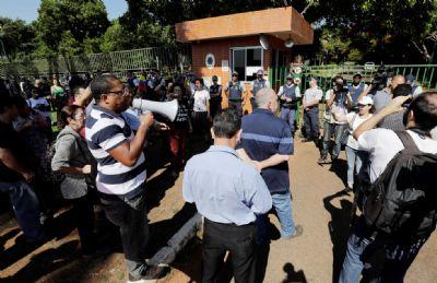Embaixada da Venezuela é invadida em Brasília