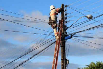 População reclama de corte de energia na quarentena; novos casos já são proibidos