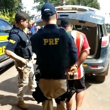 Estuprador é preso pela PRF em Várzea Grande