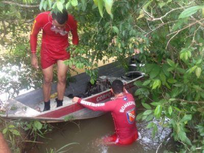Corpo de jovem é localizado após saltar de ponte no rio Piranhas