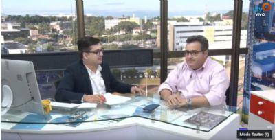 Vereador de VG fala sobre nova Orla, saúde, segurança e greve na Educação - Vídeo