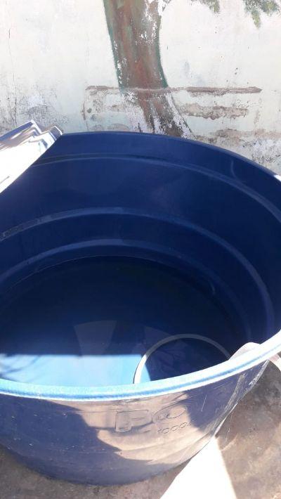 Moradores do Souza Lima reclamam de problemas no abastecimento de água em Várzea Grande