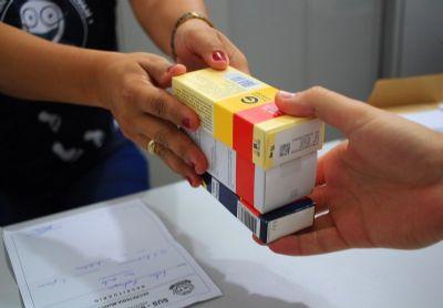 Farmácias públicas de Sorriso atendem mais de 13 mil pessoas por mês