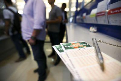 Mega-Sena acumula e próximo concurso deve pagar R$ 60 milhões