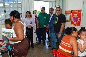 Prefeitura e TJ unem forças para atender necessidades da população