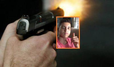 Adolescente de 16 anos é executado com 10 tiros em Jaciara; quatro foram na cabeça