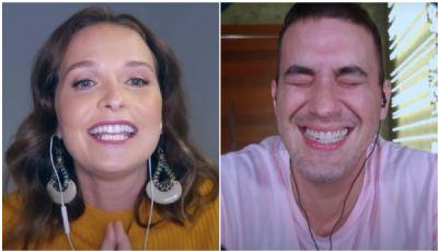 Fernanda Rodrigues relembra quando flagrou traição de André Marques