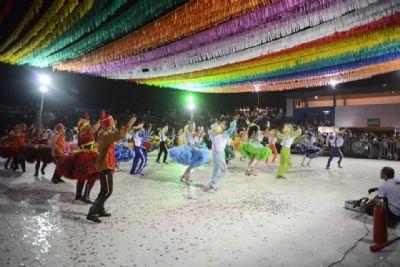 Rondonópolis sagrou-se campeã do Festrilha 2019 com o grupo Caipiras Unidos
