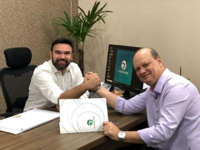 Apresentador da TVCA  'muda' para TV Cidade Verde