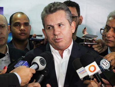 'Cavei a 3ª vaga para ficar igual a todos os Estados e não para Fávaro', diz Mendes