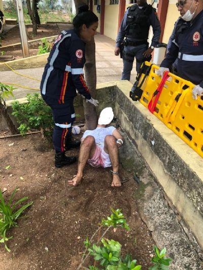 Preso tenta fugir do Pronto-Socorro após passar por cirurgia de hérnia