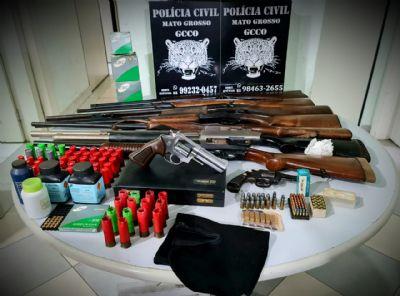 Polícia Civil recupera mais de seis mil litros de defensivos roubados