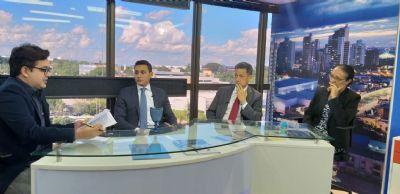 Assista debate sobre política tributária  e relacionamento da Sefaz com o contribuinte