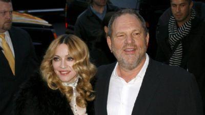 Em entrevista, Madonna admite ter sido assediada por Harvey Weinstein: - Ele cruzou barreiras e limites