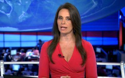 Carla Vilhena, ex-apresentadora da Rede Globo, é contratada pela CNN Brasil