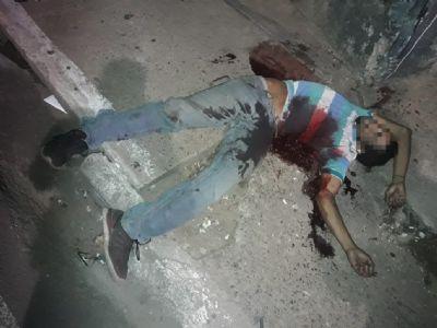 Homem é esfaqueado e morre no centro de Cuiabá