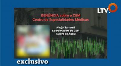 BOMBA: Médicos de Cuiabá batem ponto e vão embora; ouça áudio