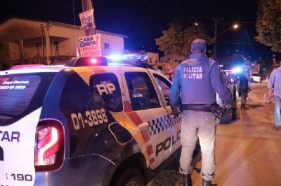 Homem é preso após agredir esposa que se negou a sair de casa