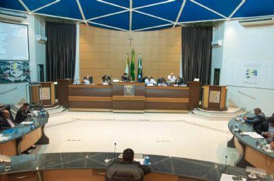 Sessão Ordinária: Vereadores falam sobre obras da BR-070 e situação dos moradores das margens da rodovia