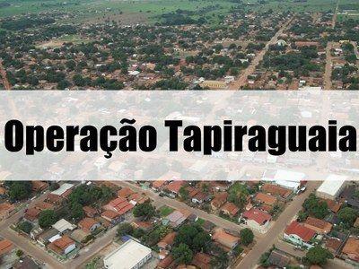 Operação Tapiraguaia: MPF ingressa com ações de improbidade por fraudes em licitação