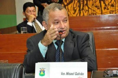 TJ defere pedido de Misael e suspende CPI contra Emanuel